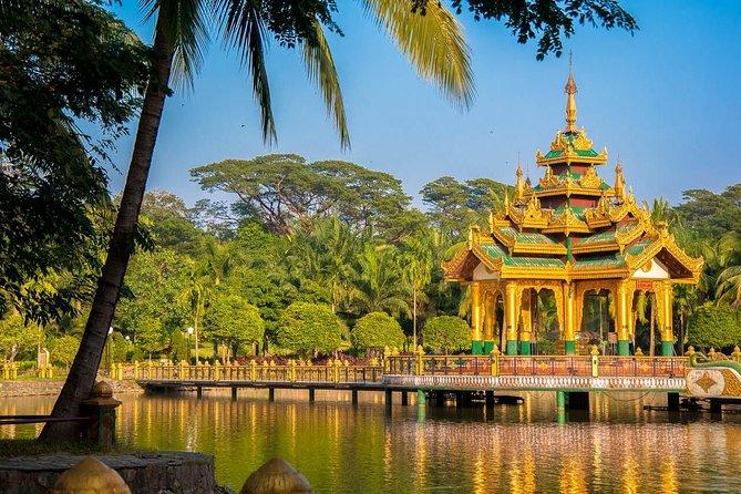 Private Half-day Yangon City Tour