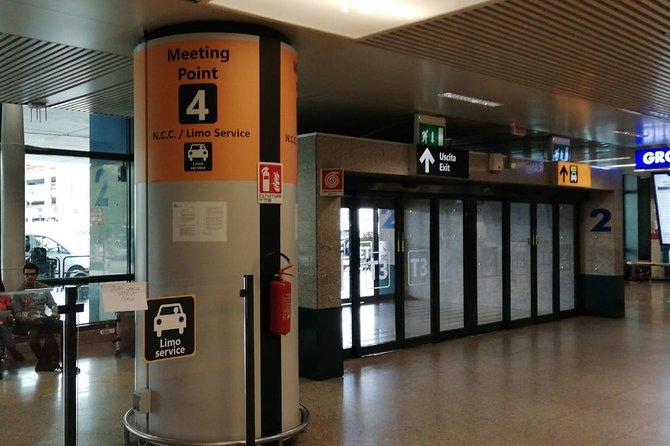 Private Transfer: Fiumicino Airport (FCO) to Arezzo or vice versa