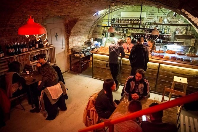 Hungarian Organic Wine tasting and Tapas at Piano Wine bar (5 Wines)
