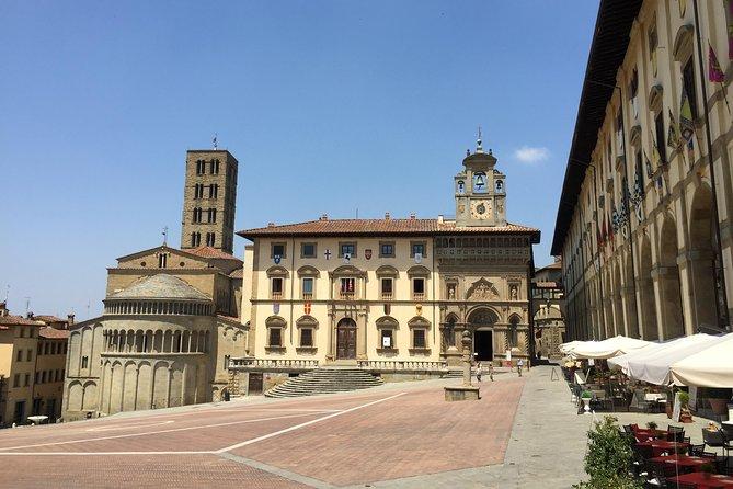 Private Transfer: Ciampino Airport (CIA) to Arezzo or vice versa