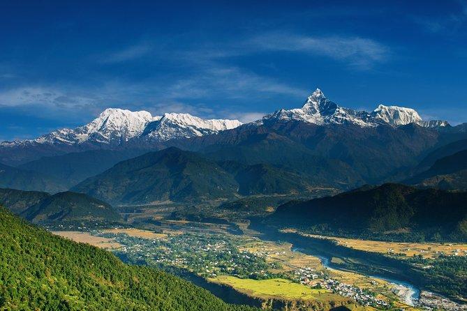 5 days Dhampus village, Sarangkot Trek and Pokhara city tour from Kathmandu