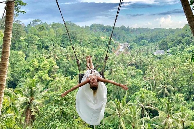 Swing Activity in Bali