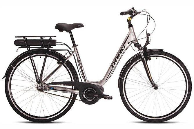 Rent a city e-bike