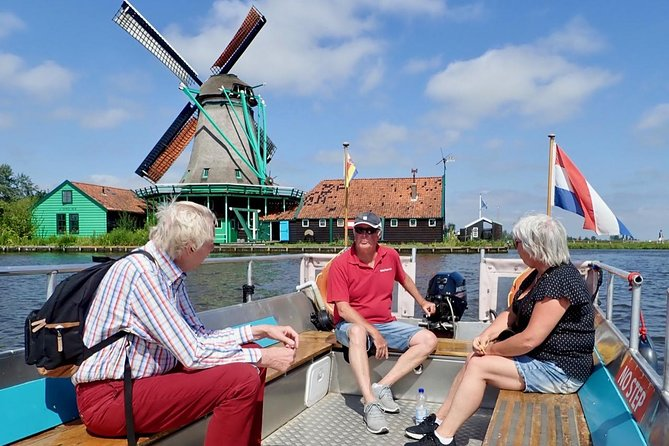 Private countryside tour: the highlights of Holland with guide and transport