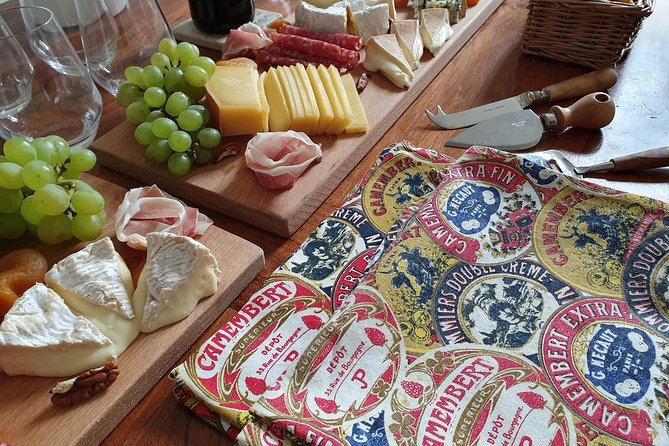 Wine & Cheese tasting with award-winning Dutch wines