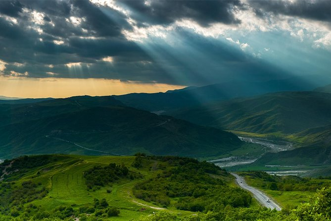 Magical Azerbaijan Trails