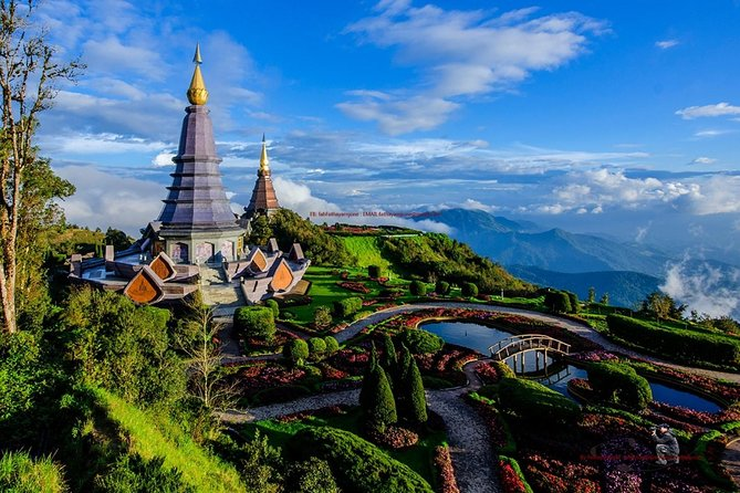 Doi Inthanon small group-tour on the roof of Thailand