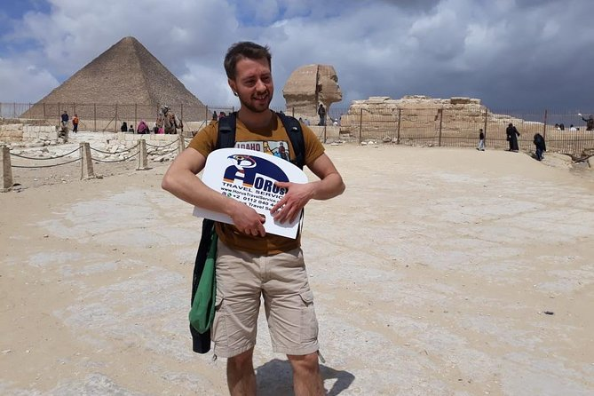 Stopover Cairo tour to The Pyramids of Giza and Sphinx photo 3