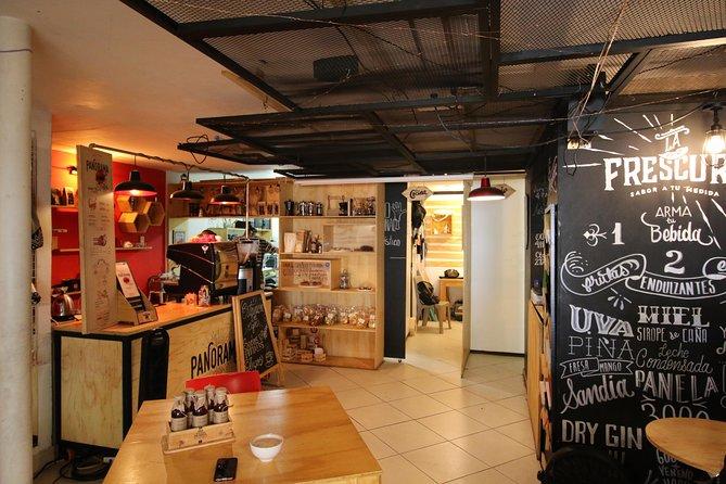 Medellin 3-Hour Coffee Shop Hopping