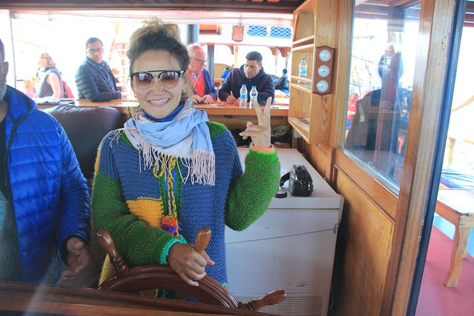 Side: Manavgat Boat-Bazar-Waterfall Tour