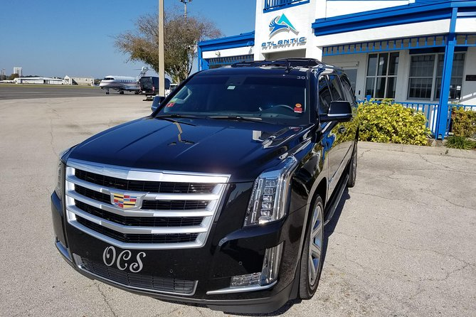 Orlando Airport MCO to Cruise Port Canaveral. Private Transfer Up to 6 pax