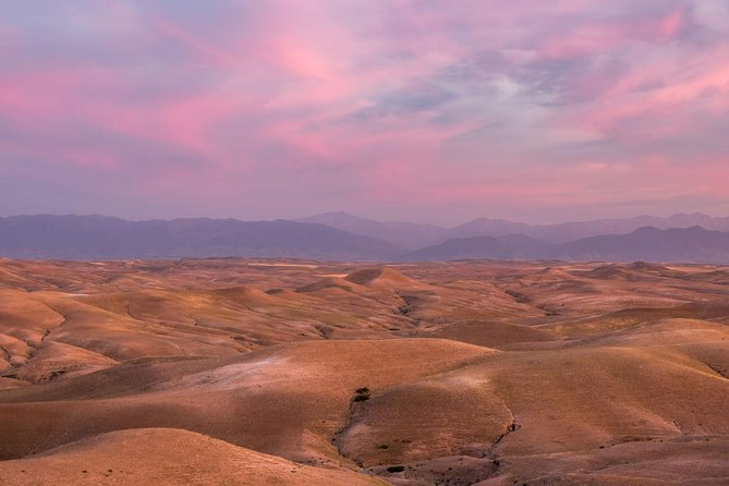 Mountains Trips 3 valleys with agafay desert (Luxury)
