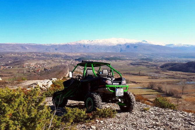 Buggy off-road adventure through rivers and mountains (from Split) photo 1