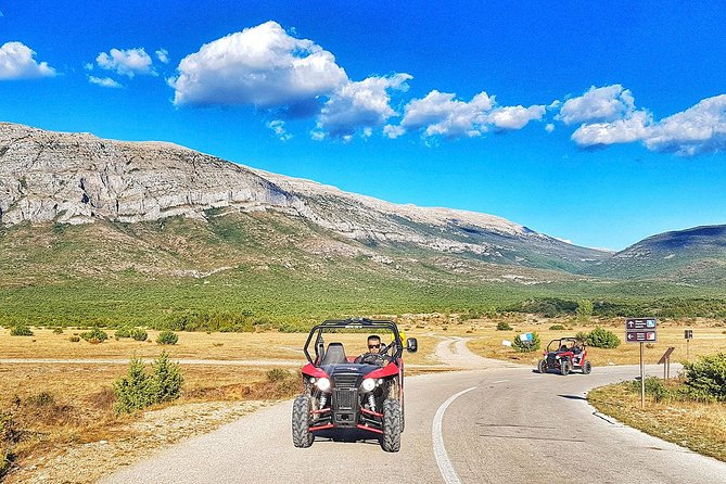 Buggy off-road adventure through rivers and mountains (from Split) photo 2