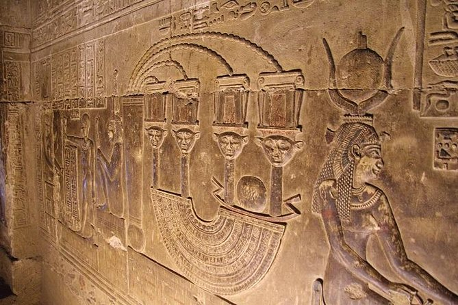 Private Half Day Tour to visit Dendera Temple. photo 2