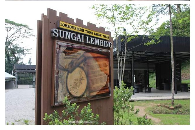 Sungai Lembing (tin Mining Town) Visit Private