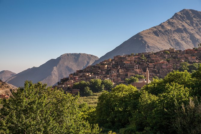 Two days Toubkal ascent