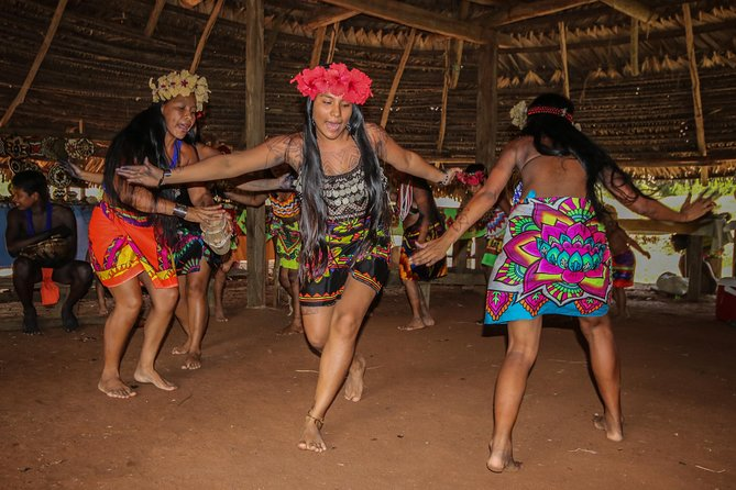 Masters of the River / The Embera People photo 4
