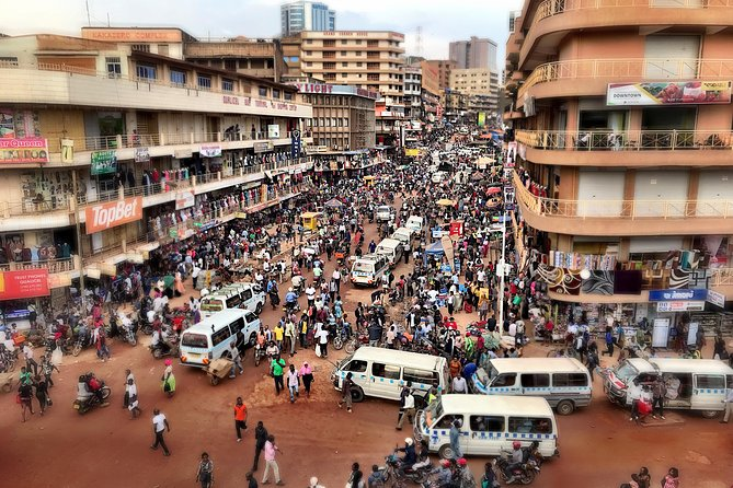 Kampala Urban Adventure - Walking Tour
