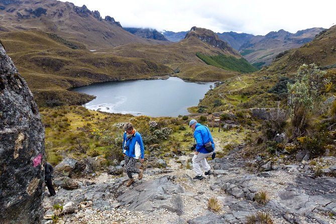 Cajas NP Hiking & Thermal Baths