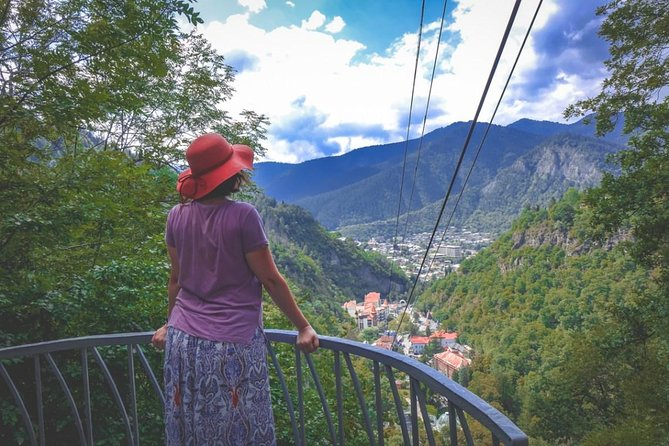 Borjomi Akhaltsikhe Vardzia - Private Tour