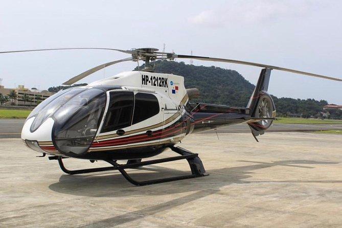 Helicopter Tour Panamacity