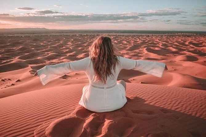 Excursion Dunes of Merzouga and Dades Valley for 2 nights (3 days)