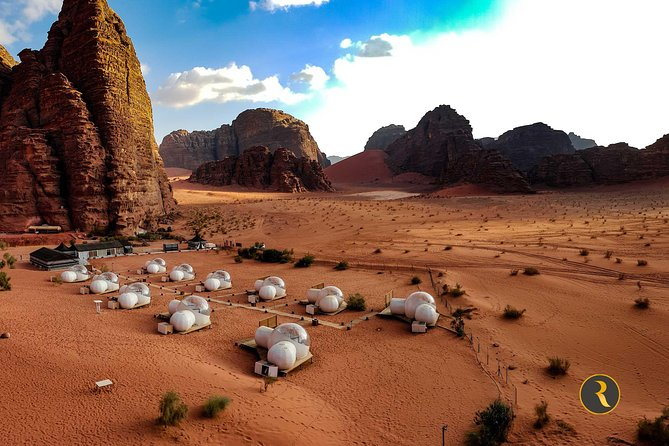 2-Day Tour: Petra, Wadi Rum, and Dead Sea from Amman or Madaba