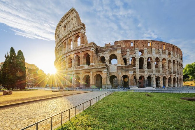 Rome Colosseum and Ancient Rome Guided Tour