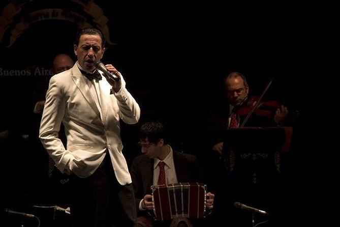 La Ventana Tango Show Including Private Transfers From Port & Hotels