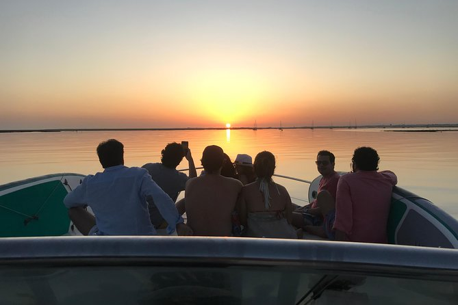 Private Yacht Sunset Tour Faro