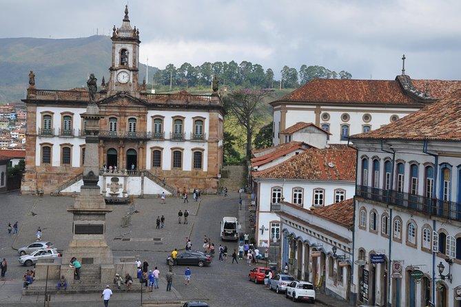 Cidades Históricas de Ouro Preto e Cidade de Mariana