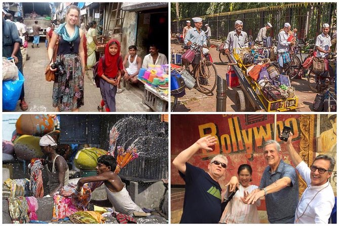 All In One Combo Tour of Mumbai City, Dabbawalas, Dhobhi Ghat, Slums & Bollywood