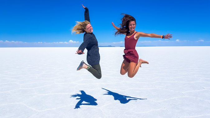 5 Day Death Road + Uyuni Salt Flats Tour