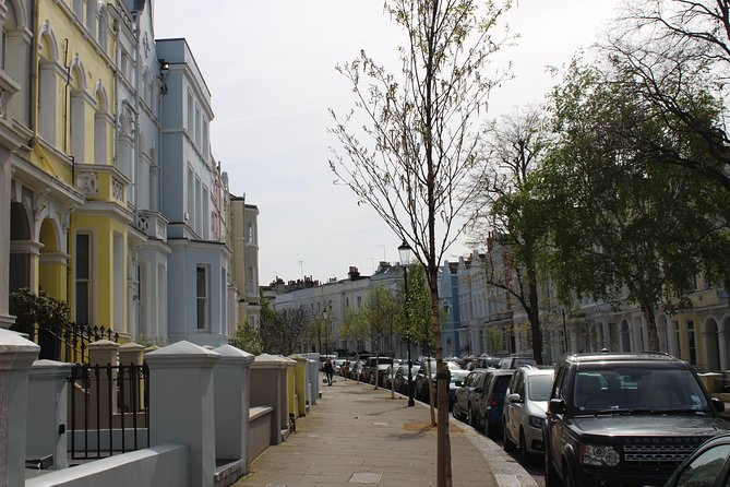 Notting Hill Tour of Rom Com Locations