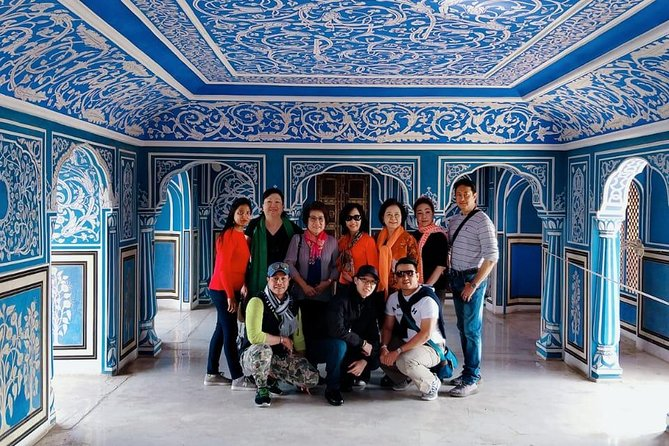 Private Day Tour to Jaipur from Delhi