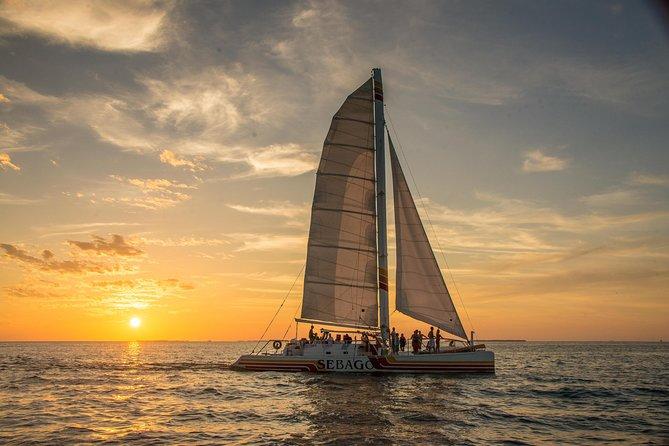 Key West Sunset Champagne Cruise