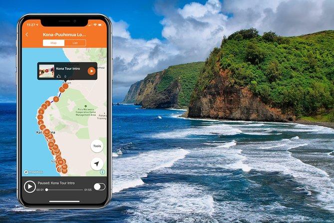 Big Island Full-Island Bundle - Driving Tour App