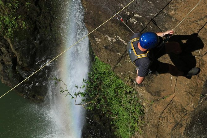 Rappel Maui Waterfalls and Rainforest Cliffs photo 2