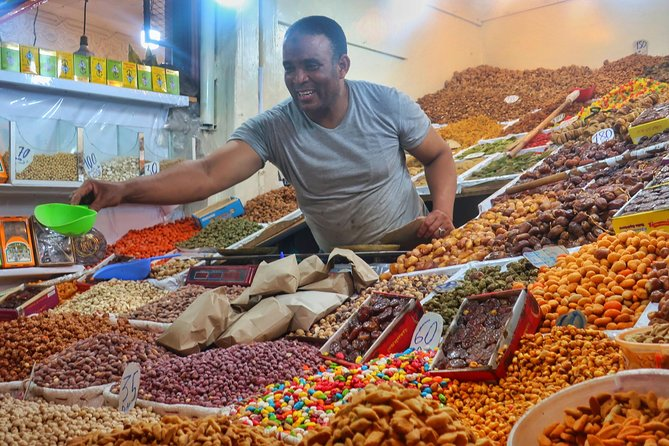 Authentic Moroccan Food Tour in Marrakech with Dinner