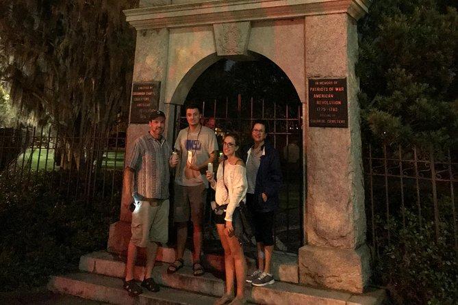 Savannah Ghostwalker Tour and Ghost Hunt