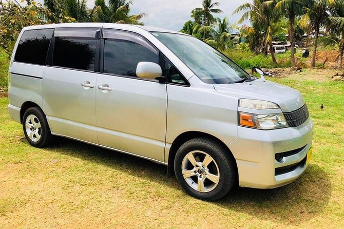 Private Arrival Transfer - Nadi Airport to Suva City