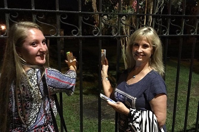 Savannah Ghostwalker Tour and Ghost Hunt