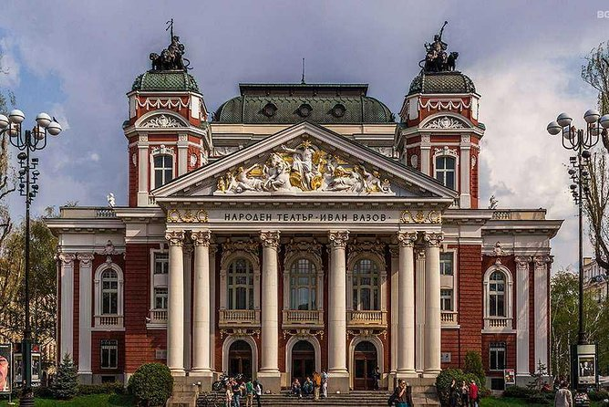 The best of Sofia Walking tour