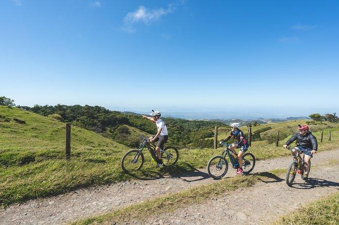 Monteverde E-Bike Adventure