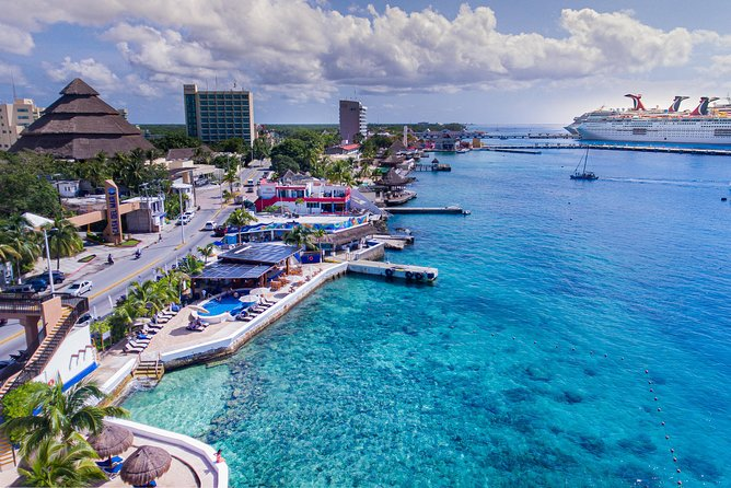 Del Mar Latino Beach Club Cozumel All inclusive Day Pass