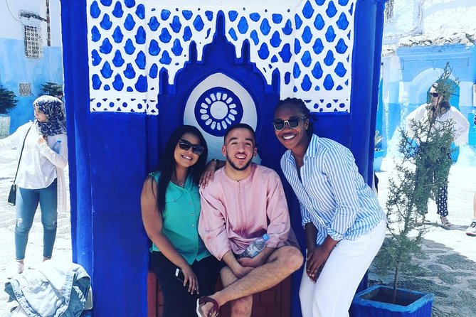 Private Trip to Chefchaouen and Akchour Waterfalls