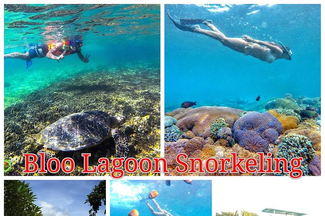 Private Tour in Bali: Snorkeling Adventure on Bloo Lagoon Beach East Bali
