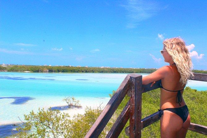 Holbox Island from Playa del Carmen