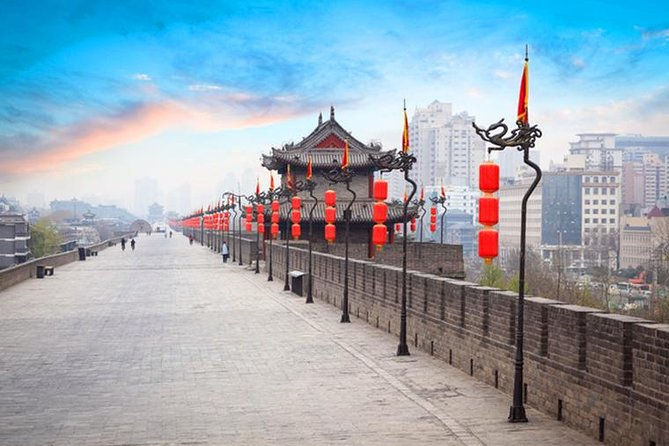 Private Full-Day Xi'an Highlights Tour with Pickup and Lunch